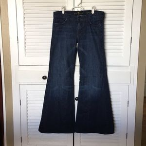 7 for all Mankind | Super Flare Low Rise Jeans